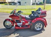 1999 Honda GL 1500 Gold Wing - the finished bike