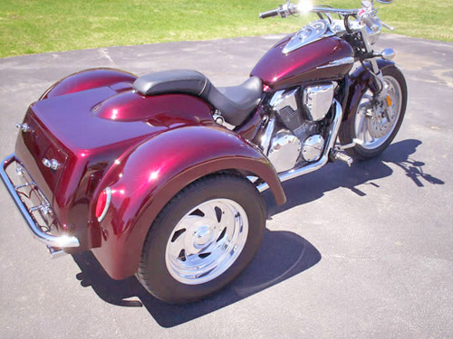 Custom Trike Builds
